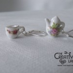 TUTORIAL: come realizzare un paio di orecchini in perfetto stile gothic lolita!