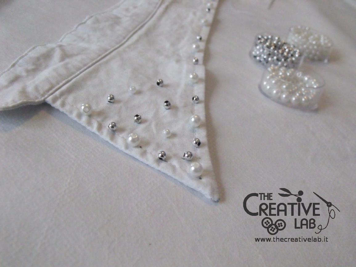 Célèbre TUTORIAL: come realizzare un colletto gioiello fai da te – The  NC32