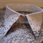 TUTORIAL: come realizzare un colletto gioiello fai da te