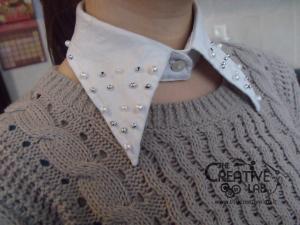 colletto gioiello decorato 33