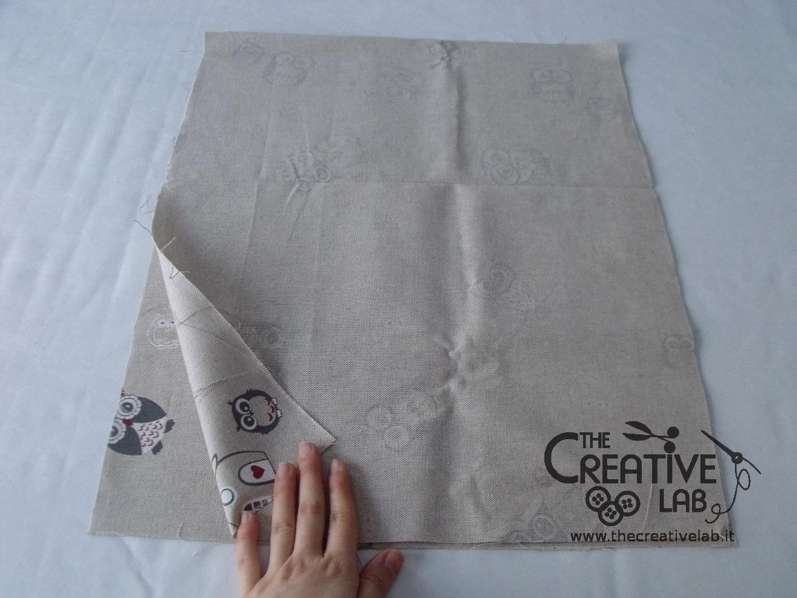 TUTORIAL  come fare una borsa modello shopper – The creative lab 8298b886867