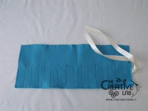 tutorial astuccio arrotolato roller pencil case 16