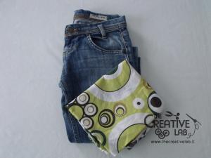 tutorial fare borsa riciclare vecchi jeans 01