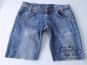 tutorial fare borsa riciclare vecchi jeans 09