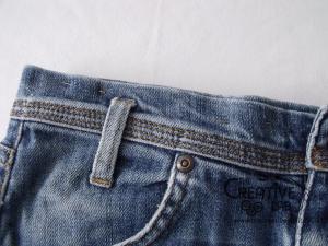 tutorial fare borsa riciclare vecchi jeans 17