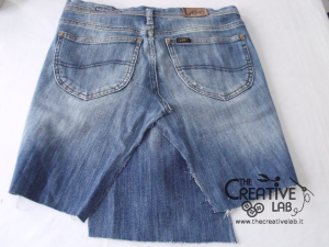 tutorial fare borsa riciclare vecchi jeans 23