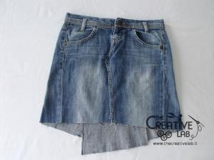tutorial fare borsa riciclare vecchi jeans 30