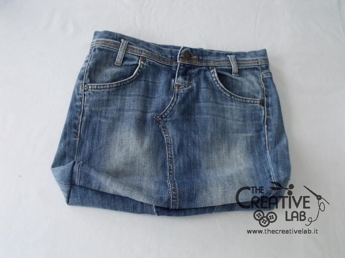 borse jeans fai da te