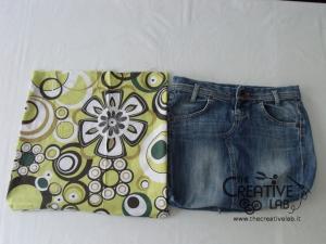 tutorial fare borsa riciclare vecchi jeans 53