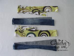 tutorial fare borsa riciclare vecchi jeans 55