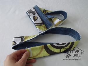 tutorial fare borsa riciclare vecchi jeans 62