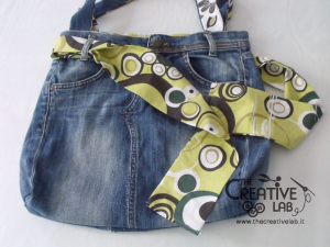 tutorial fare borsa riciclare vecchi jeans 78