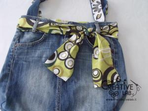 tutorial fare borsa riciclare vecchi jeans 79