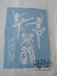 tutorial come decorare t shirt con stencil 04