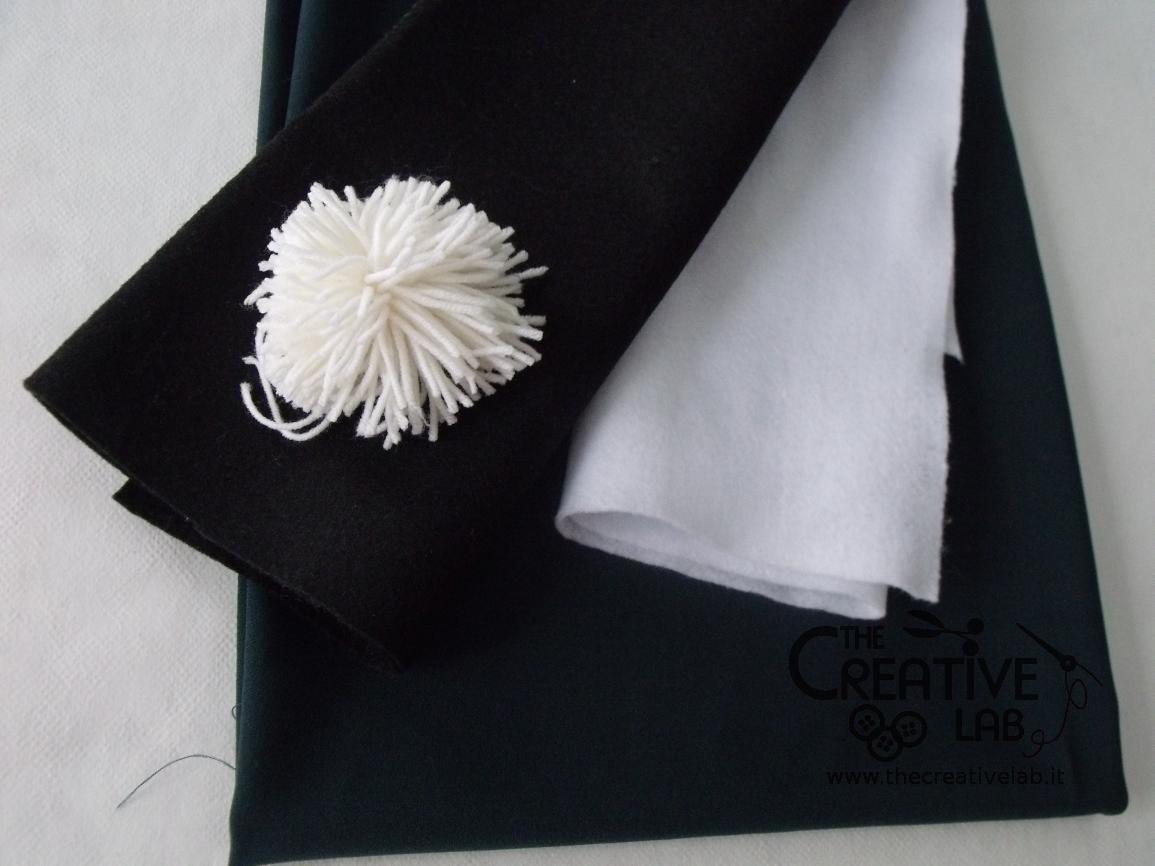 TUTORIAL  come fare il cappello da notte di Naruto – The creative lab c2faa20d110f