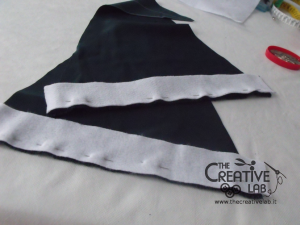 tutorial cappello notte naruto dormire sleeping cap cosplay 13