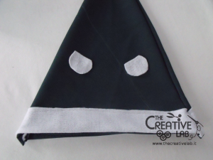 tutorial cappello notte naruto dormire sleeping cap cosplay 23