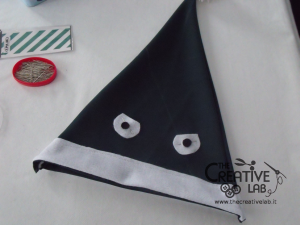 tutorial cappello notte naruto dormire sleeping cap cosplay 29