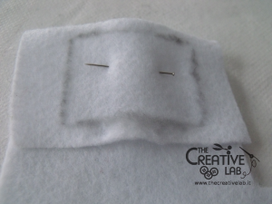 tutorial cappello notte naruto dormire sleeping cap cosplay 30
