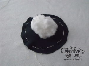 tutorial cappello notte naruto dormire sleeping cap cosplay 38