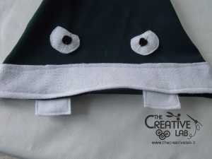 tutorial cappello notte naruto dormire sleeping cap cosplay 42