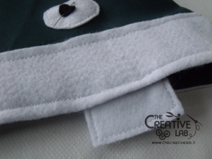 tutorial cappello notte naruto dormire sleeping cap cosplay 44