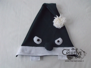 tutorial cappello notte naruto dormire sleeping cap cosplay