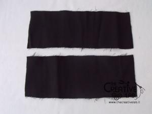 tutorial come fare cuffietta crestina gothic lolita headwear 04