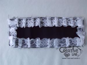 tutorial come fare cuffietta crestina gothic lolita headwear 10