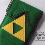 How to make a diy phone case inspired by The Legend of Zelda – tutorial