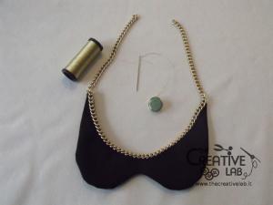 tutorial come realizzare colletto gioiello peter pan diy 21