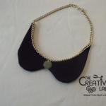TUTORIAL: scopri come realizzare un colletto gioiello alla Peter Pan
