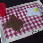 How to make diy placemats – tutorial