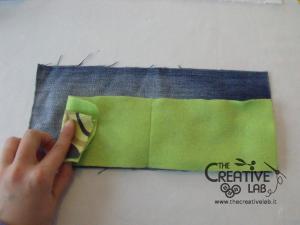 come fare portafoglio portatessere di stoffa tutorial 34