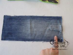 come fare portafoglio portatessere di stoffa tutorial 35