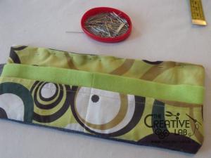 come fare portafoglio portatessere di stoffa tutorial 48