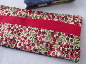 come fare portafoglio portatessere di stoffa tutorial 66