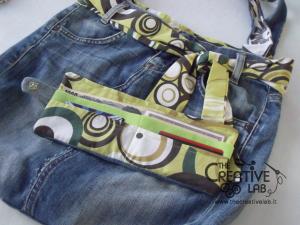 come fare portafoglio portatessere di stoffa tutorial 75