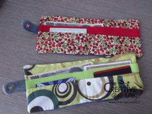 come fare portafoglio portatessere di stoffa tutorial 82