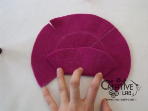 tutorial diy felt basket jewelry case 19