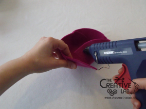 tutorial diy felt basket jewelry case 33