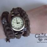 Tutorial: cinturino per orologio fai da te