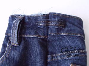 tutorial riciclare jeans fare borsello tracolla fai da te diy 24