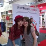 Incontro con Fiore Manni al Salone del Libro di Torino