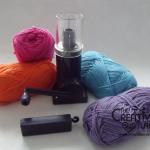 Mulinetto o tricotin Prym: come si usa