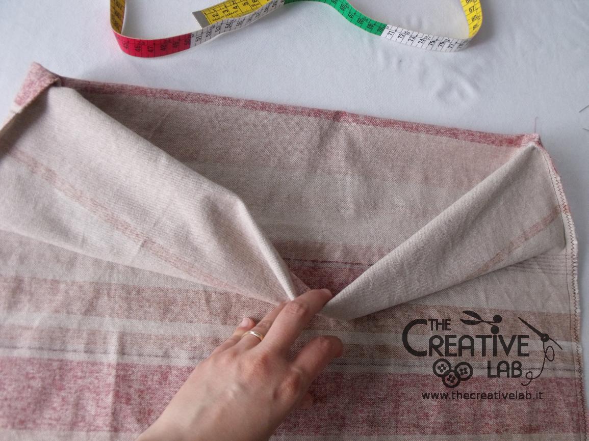 d3ffbc7aef Tutorial: come fare una borsa per il mare – The creative lab