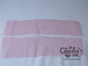 tutorial personalizzare decorare t-shirt maglietta papaveri tulle 02