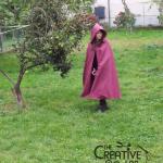 Tutorial: come fare un mantello medievale fantasy fai da te