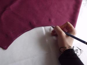 tutorial come fare mantello fai da te 18