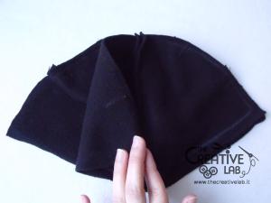 tutorial come fare cappello orecchie gatto fai da te 10